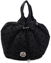 Moncler Genius 4 Simone Rocha - Parachute Bag - Black