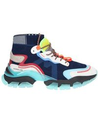 Moncler Leave No Trace High Runners - Blue