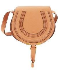 Chloé - Marcie Mini Shoulder Bag - Lyst