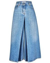 Valentino Flared Jeans - Blue
