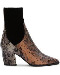 Pierre Hardy Ankle Boots Rodéo - Schwarz