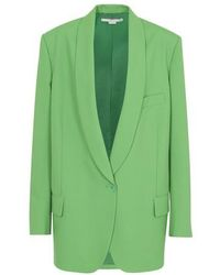 Stella McCartney Allison Jacket - Green
