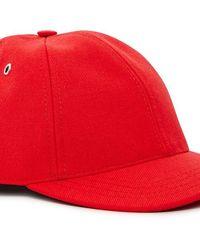 AMI Wool Cap - Red