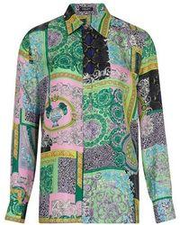 Versace Shirt - Green