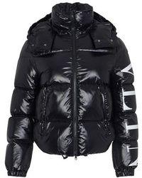 Valentino Vltn Puffer Jacket - Multicolor