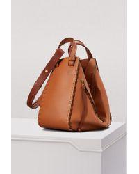 Loewe - Hammock Laced Handbag - Lyst