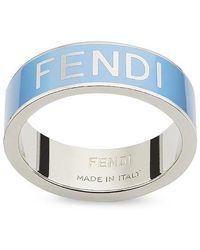 Fendi Ring - Blue