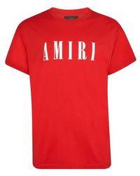 Amiri - Logo T-shirt - Lyst