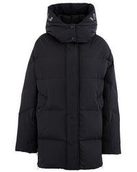 Woolrich Aurora Down Jacket - Black