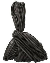 Nanushka Jen Bag In Vegan Leather - Black