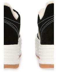 Palm Angels Snow Sneakers - Black
