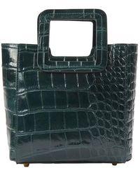 STAUD Shirley Mini Handbag - Green