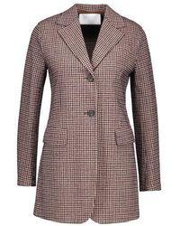 Harris Wharf London Long blazer - Braun