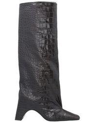 Coperni Bridge Boots - Black