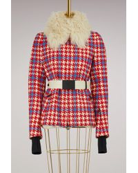 Moncler Grenoble - Ecrins Check Jacket - Lyst
