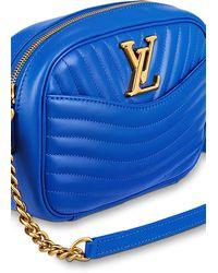 Louis Vuitton New Wave Camera Bag - Blue