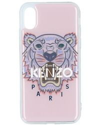 KENZO IPhone X/XS Tigre - Rose