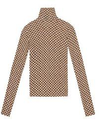 Nanushka Harri Roll Neck Sweater - Multicolor