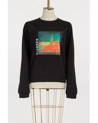 Proenza Schouler - Printed Sweatshirt - Lyst