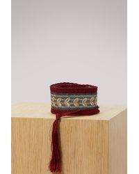 Forte Forte - Embroidered Belt - Lyst