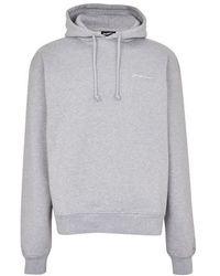 Jacquemus Sweatshirt - Grey