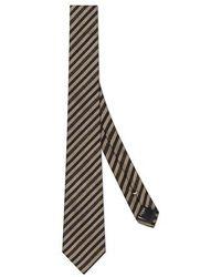 Fendi Multicolour Silk Tie