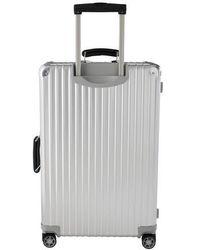 RIMOWA Original Check-in M luggage - Metallic