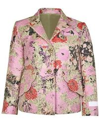 Patou Box Jacket - Pink