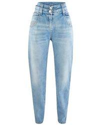 Balmain Boyfriend Jeans - Blue