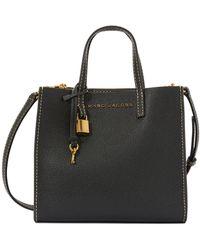 """Marc Jacobs Mini Grind"""" Shoulder Bag"""" - Black"""