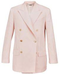 Givenchy Zweireihige Jacke - Pink