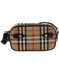 Burberry Camera bag micro - Multicolore