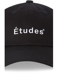 Etudes Studio Booster Cap - Black