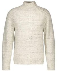 Isabel Marant Keffy Roll Neck Sweater - Grey