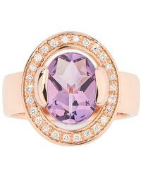 Poiray Ma Préférence Ring - Pink