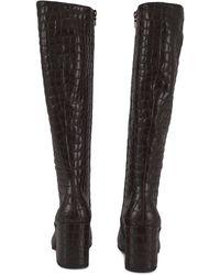 Dries Van Noten High Boots - Brown
