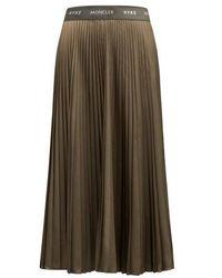 Moncler Genius 4 Moncler Hyke - Midi Skirt - Multicolour