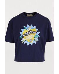 Maison Kitsuné - T-shirt Limone - Lyst