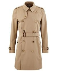 Burberry Trench Heritage long The Chelsea - Neutre