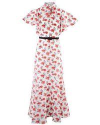 Erdem Celestina Maxi Dress - Multicolour