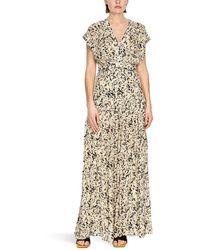 Proenza Schouler Robe longue - Multicolore