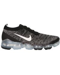 Nike Air Vapormax Flyknit Trainers - Black
