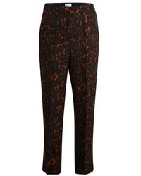 Erdem Pantalon Gianna - Multicolore
