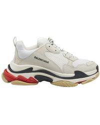 Balenciaga Sneaker Triple S - Blanc