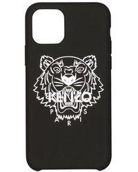 KENZO Black & White Tiger Iphone 11 Pro Max Case
