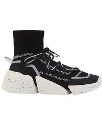 KENZO K-sock Slip-ons - Black