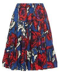 La DoubleJ Love Skirt - Blue