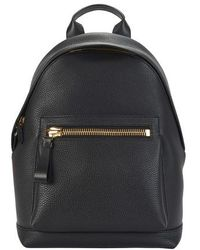 Tom Ford Buckley Backpack - Black