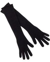 Alberta Ferretti Gloves - Black