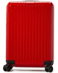 Rimowa Essential Lite Cabin S luggage - Red
